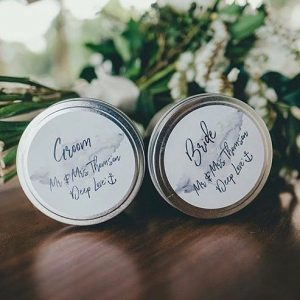 Black Wolf Candles